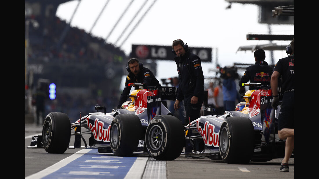 Red Bull - GP Deutschland - 2011 - F1