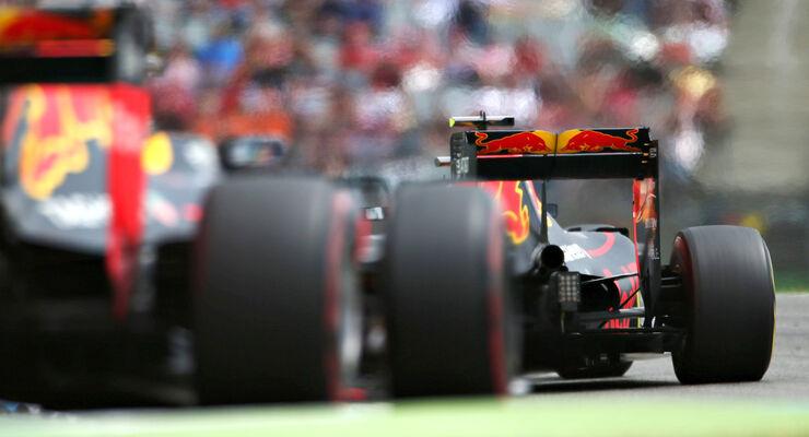 Red Bull - GP Deutschland 2016