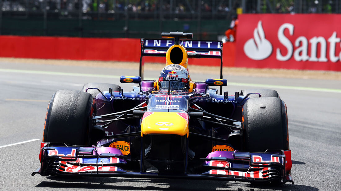 Red Bull - GP England 2013