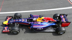 Red Bull - GP England 2014