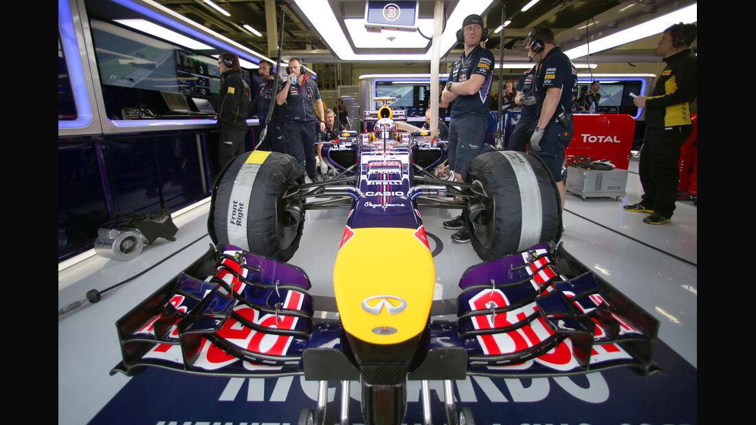 Red Bull - GP England 2014