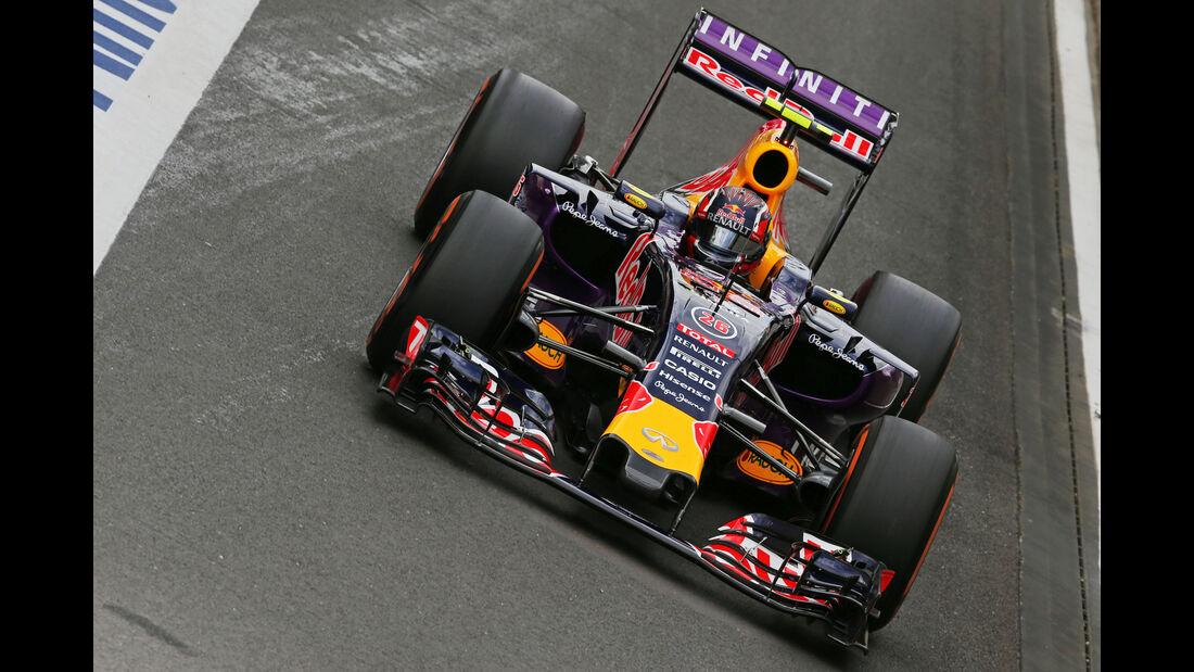 Red Bull - GP England 2015