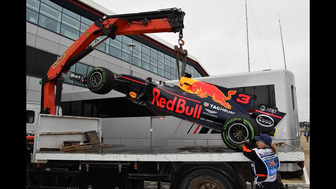 Red Bull - GP England 2017