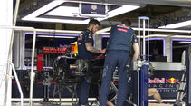 Red Bull - GP England - Silverstone - Formel 1 - Donnerstag - 7.7.2016