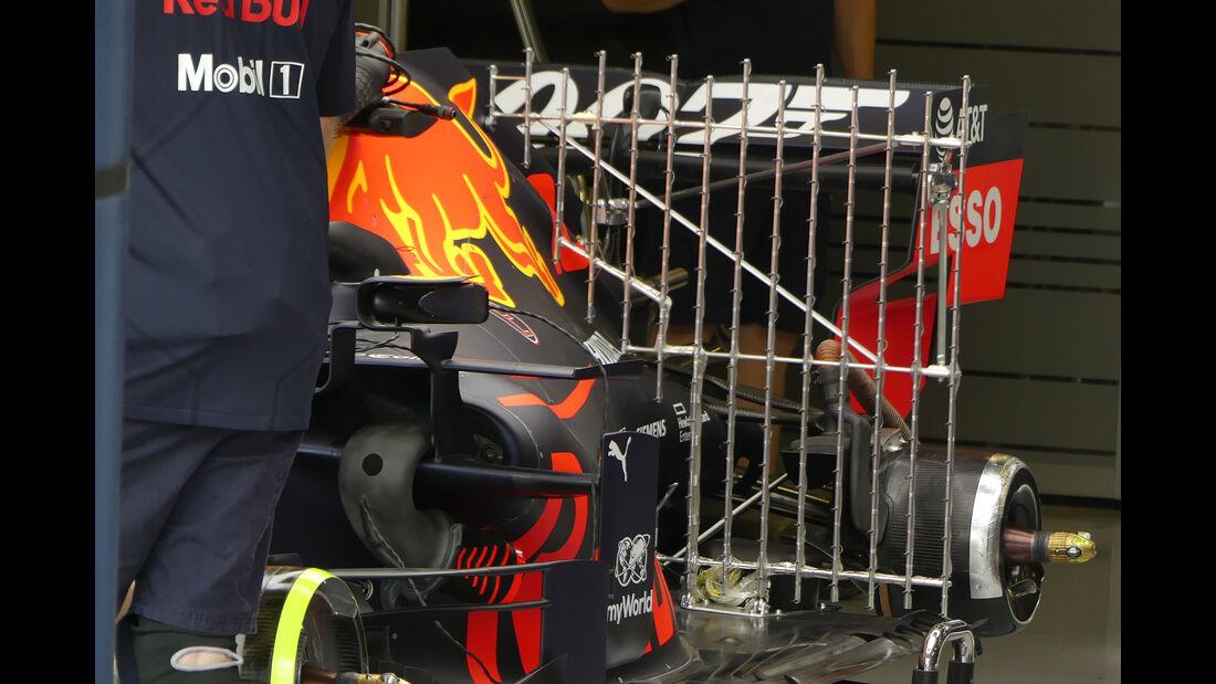 Red Bull - GP England - Silverstone - Freitag - 12.7.2019