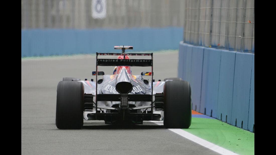 Red Bull - GP Europa - Formel 1 - Valencia - 22. Juni 2012