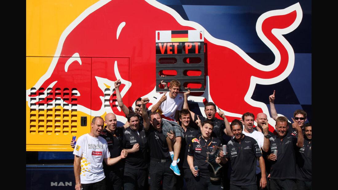 Red Bull GP Europa Valencia 2011