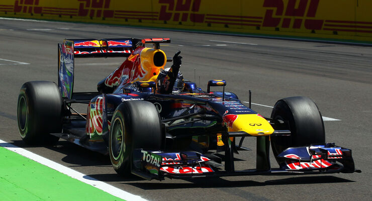 Red Bull GP Europa Valencia 2011