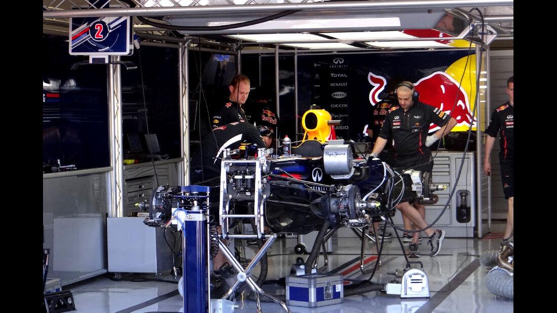 Red Bull - GP Europa - Valencia - 21. Juni 2012