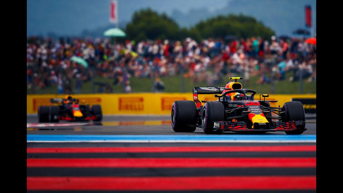 Red Bull - GP Frankreich 2018