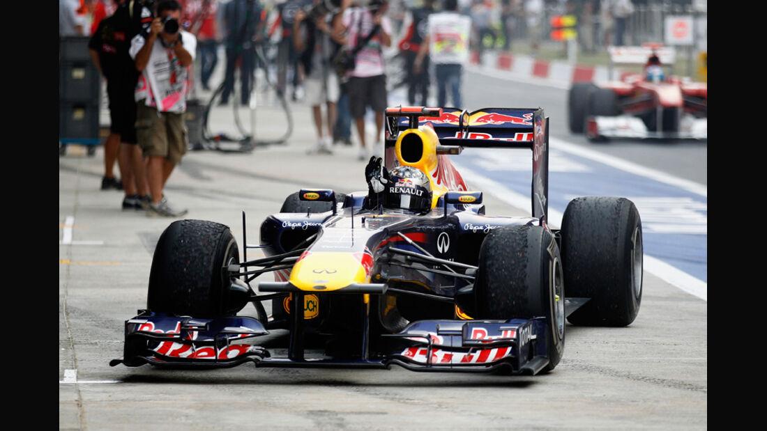 Red Bull GP Indien 2011