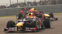 Red Bull GP Indien 2012