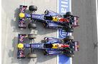 Red Bull GP Italien 2012