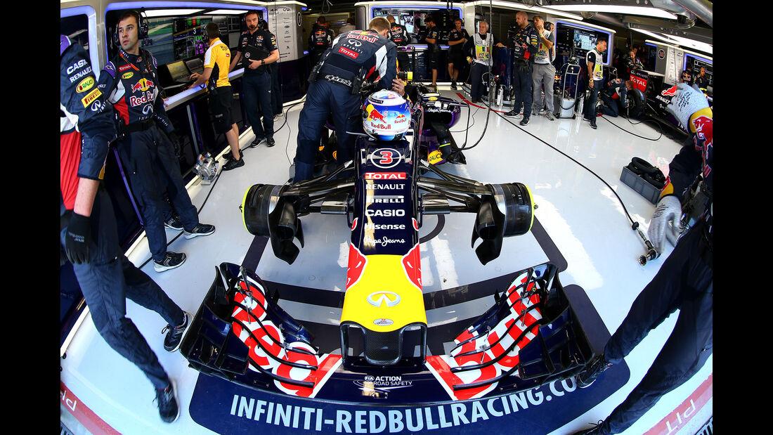 Red Bull - GP Italien 2015