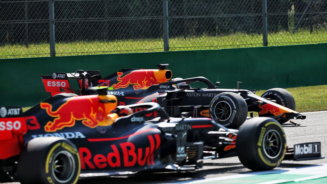 Red Bull - GP Italien 2020
