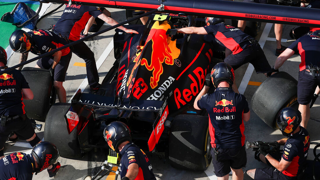 Red Bull - GP Italien 2020 - Monza