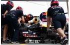 Red Bull - GP Italien - Monza - 10. September 2011