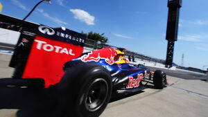 Red Bull GP Japan 2012 Doppel DRS