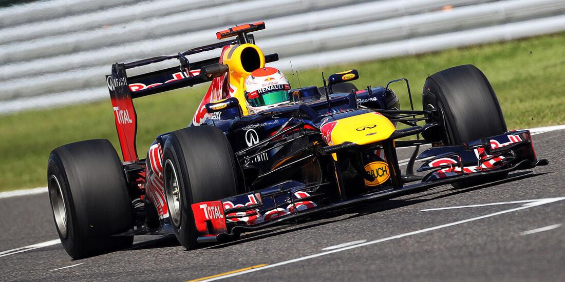 Red Bull GP Japan 2012 Newey