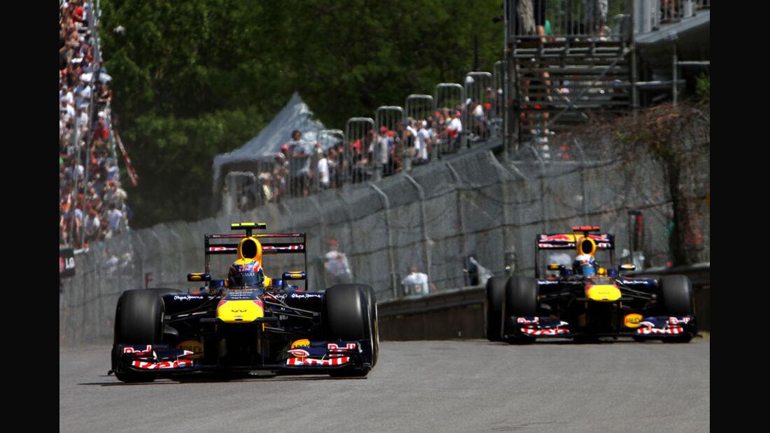 Red Bull GP Kanada 2011