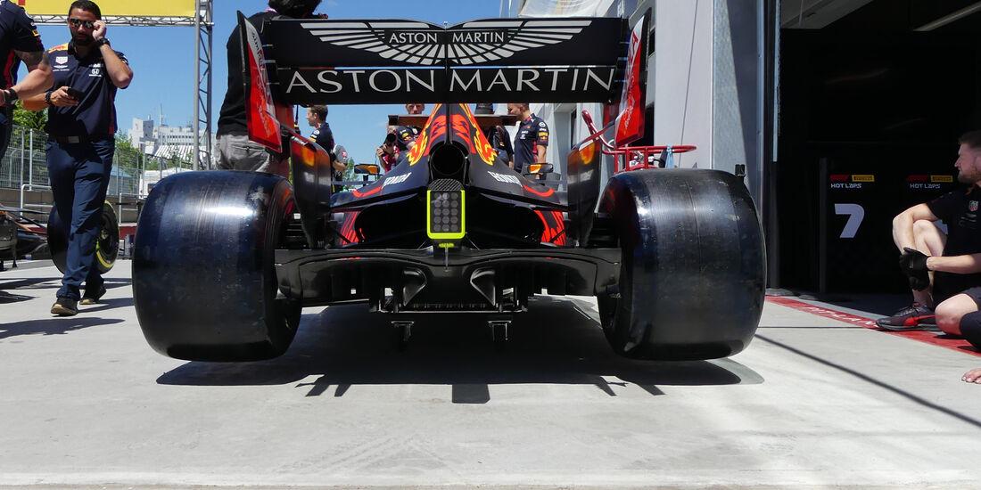 Red Bull - GP Kanada 2019
