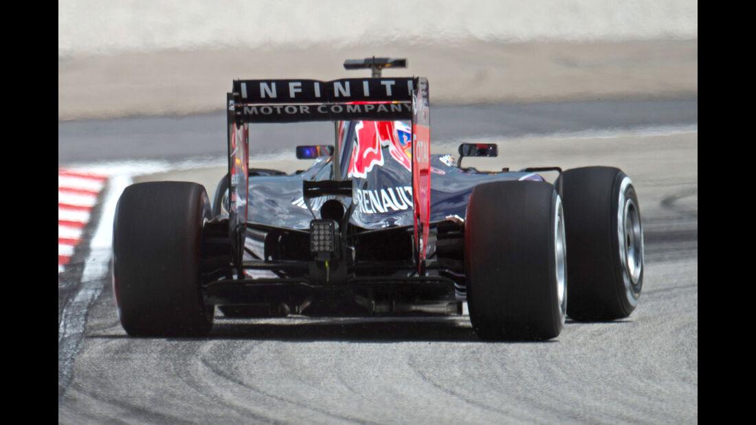 Red Bull - GP Malaysia 2015 - Kühlung