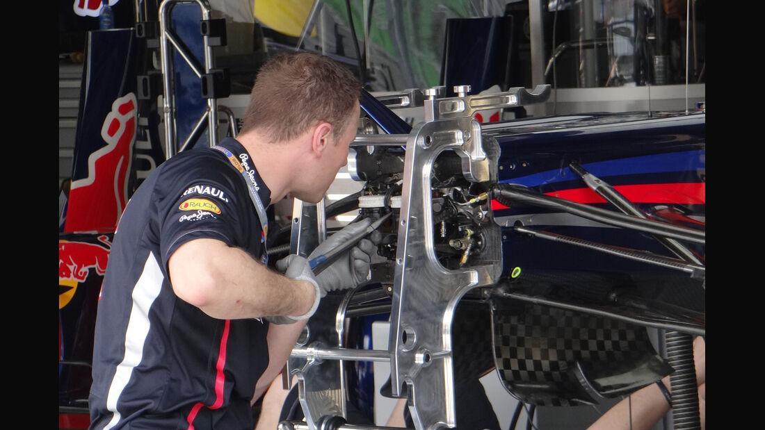 Red Bull - GP Malaysia - 22. März 2012
