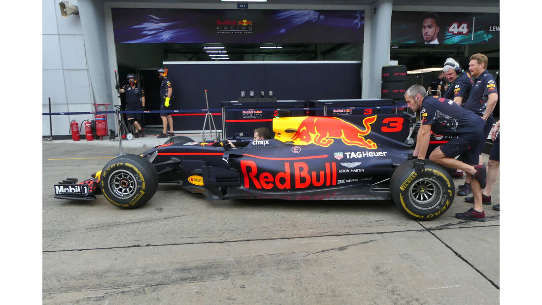 Red Bull - GP Malaysia - Sepang - 29. Oktober 2017