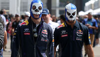 Red Bull - GP Mexiko 2015