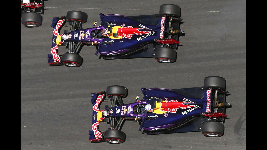 Red Bull - GP Monaco 2015
