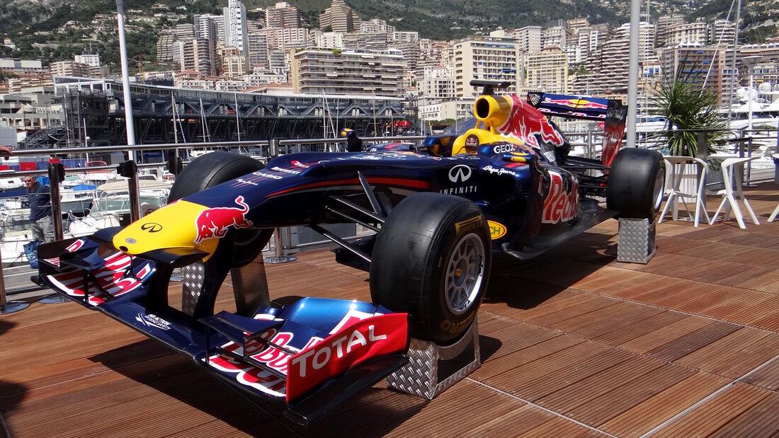 Red Bull - GP Monaco - 23. Mai 2012