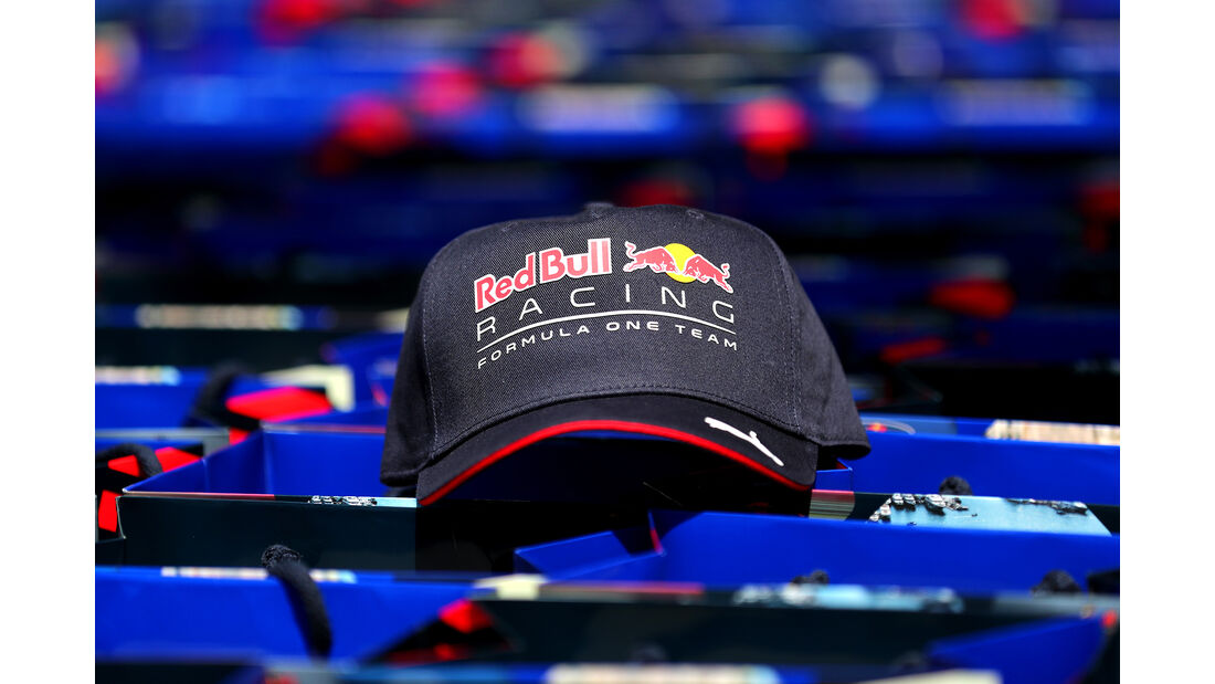 Red Bull - GP Monaco - Formel 1 - 14. Mai 2017