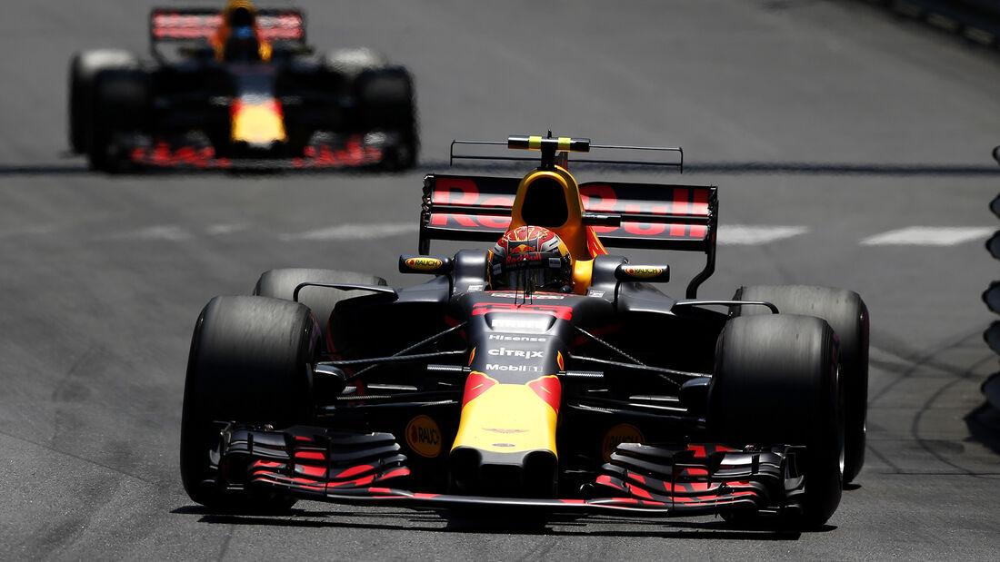 Red Bull - GP Monaco - Formel 1 - 2017