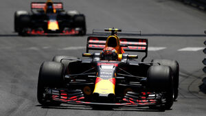 Red Bull - GP Monaco - Formel 1 - 2017