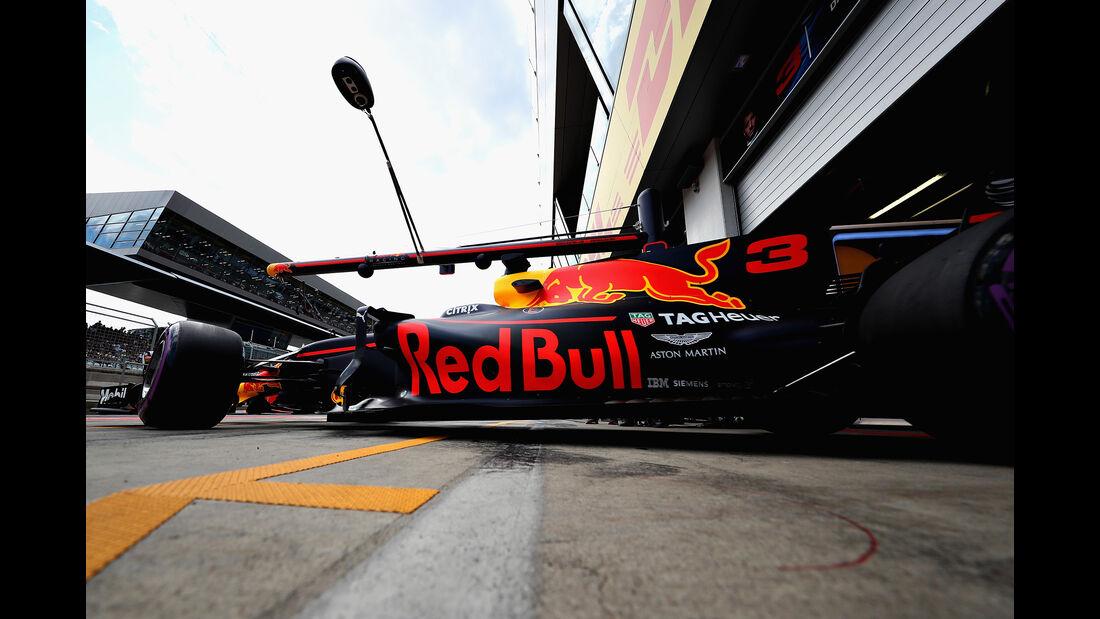 Red Bull - GP Österreich 2017