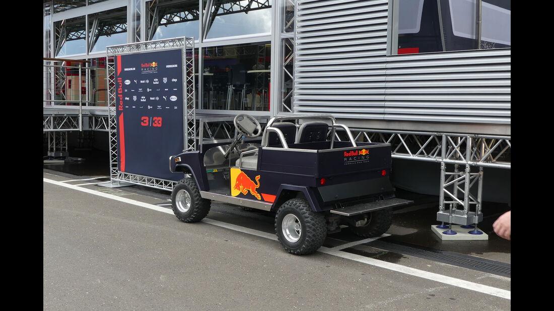 Red Bull - GP Österreich 2017 - Spielberg - Formel 1 - Mittwoch - 5.7.2017