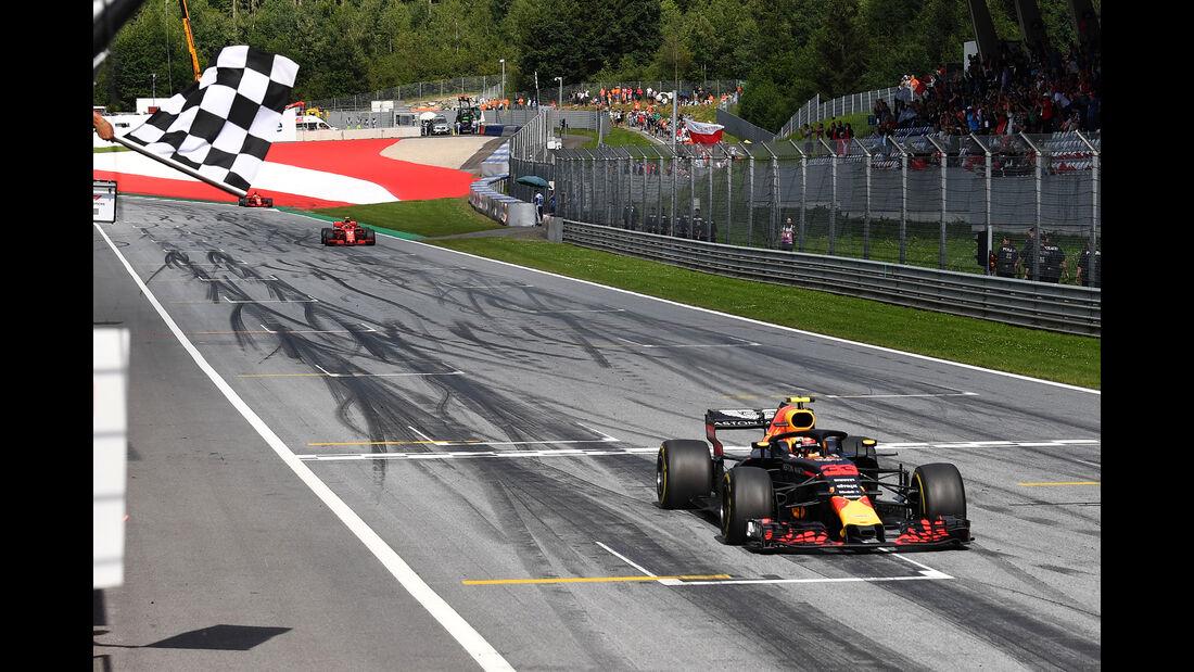 Red Bull - GP Österreich 2018
