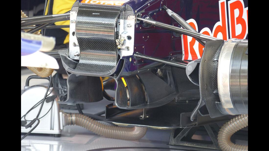 Red Bull - GP Österreich - Formel 1 - Freitag - 19.6.2015