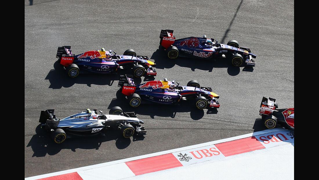 Red Bull - GP Russland 2014