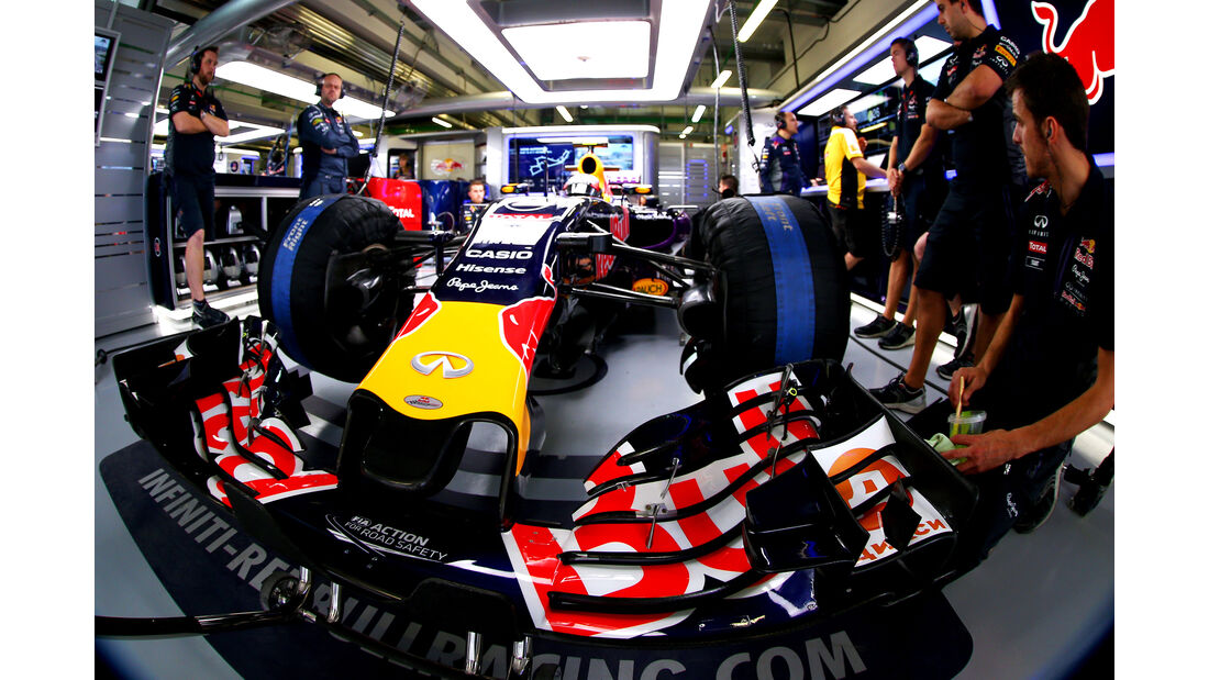 Red Bull - GP Russland 2015