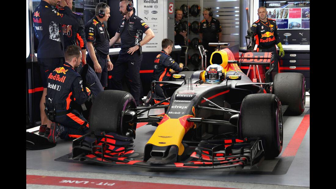 Red Bull - GP Russland 2017