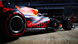 Red Bull - GP Russland 2020