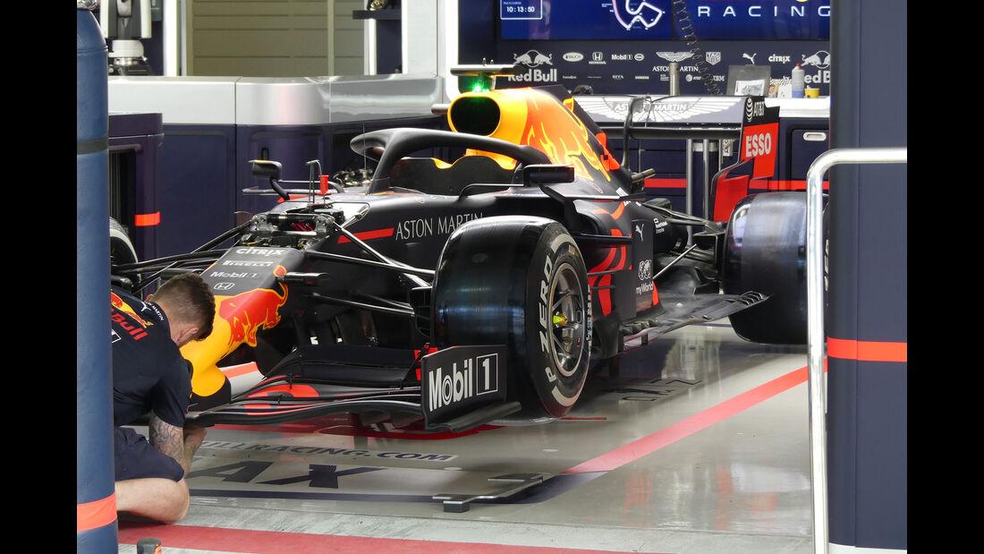 Red Bull - GP Russland - Sotschi - Formel 1 - Donnerstag - 26.9.2019