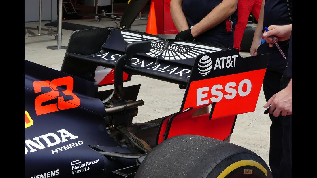 Red Bull - GP Russland - Sotschi - Formel 1 - Freitag - 27.9.2019