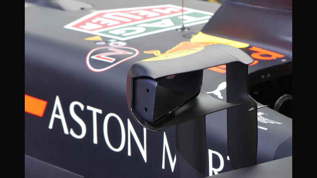 Red Bull - GP Russland - Sotschi - Formel 1 - Freitag - 28.9.2018