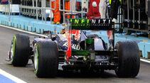 Red Bull GP Singapur 2012 Doppel DRS