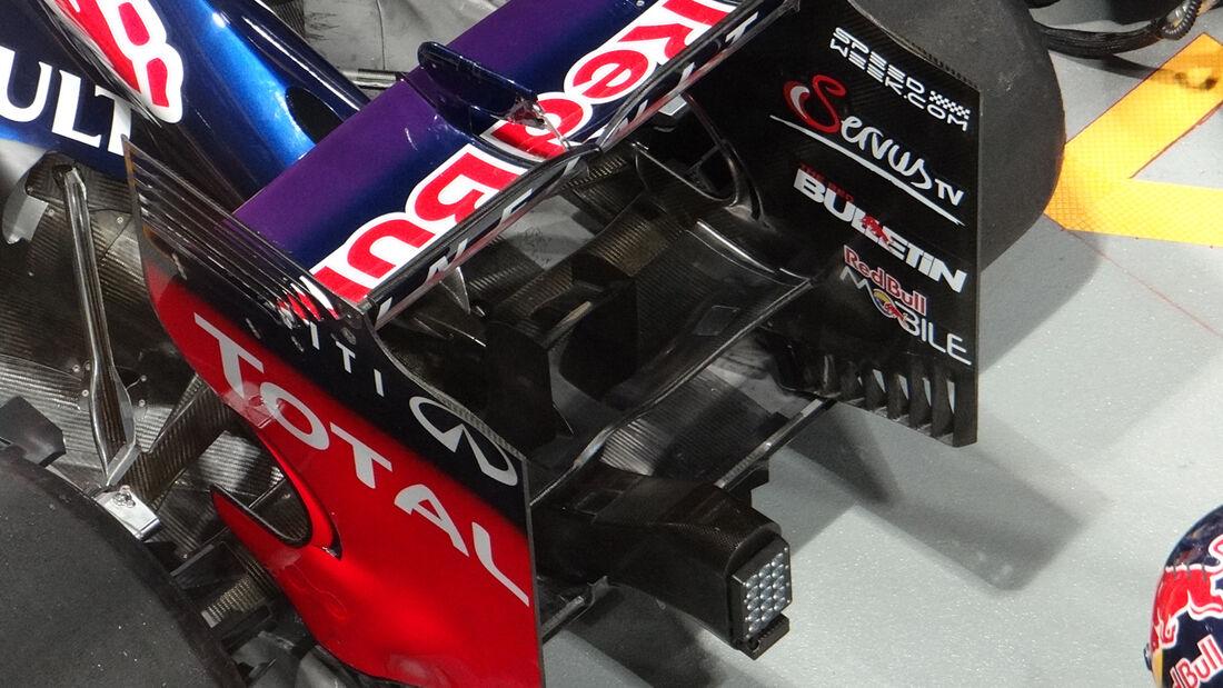 Red Bull GP Singapur 2013