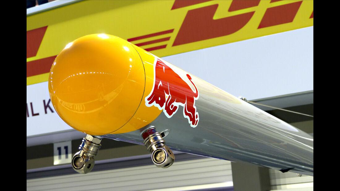 Red Bull - GP Singapur - Formel 1 - 16. September 2015