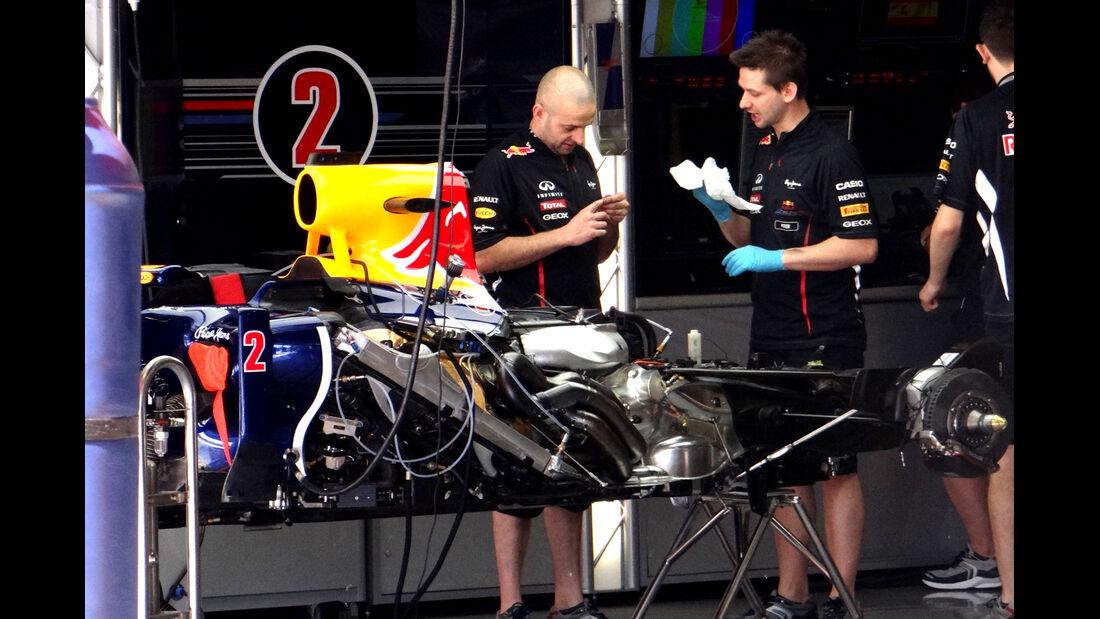 Red Bull - GP Spanien - 10. Mai 2012