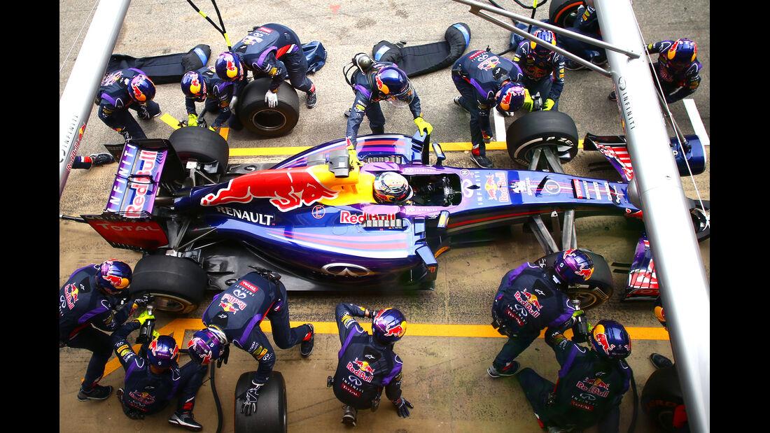 Red Bull - GP Spanien 2014